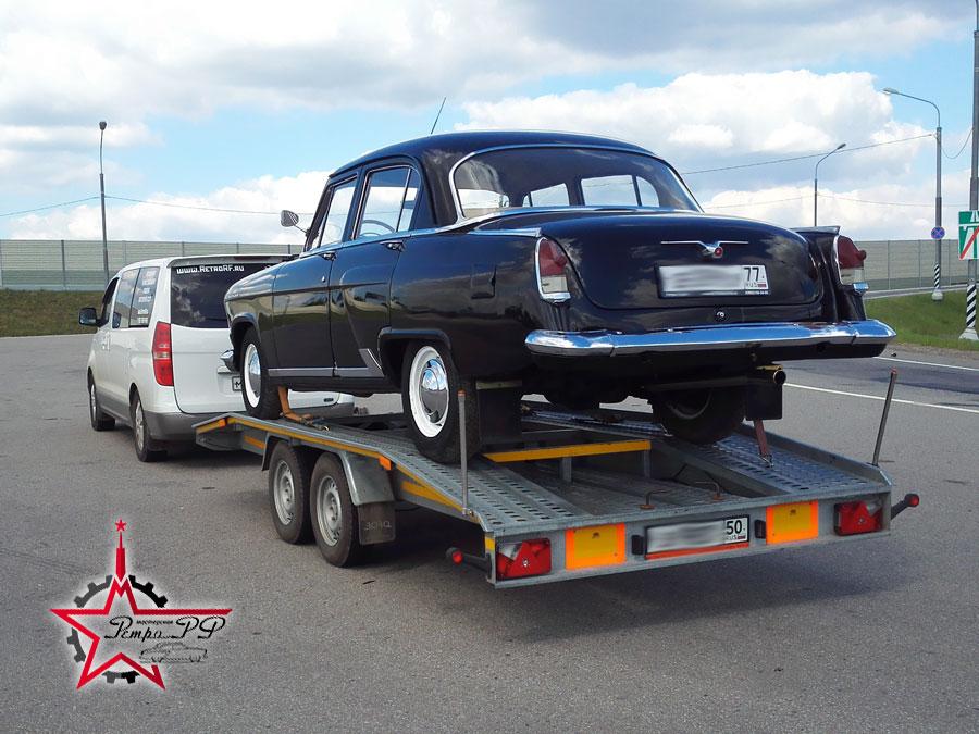 полная реставрация и тюнинг ГАЗ-21