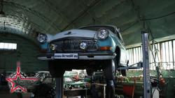 реставрация ГАЗ-21
