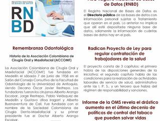 Boletín de la Federación Odontológica Colombiana
