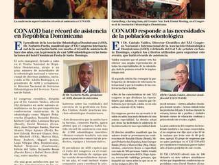 CONAOD bate récord de asistencia en República Dominicana