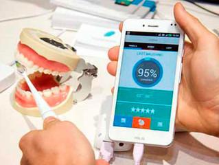 Presentan cepillo de dientes inteligente