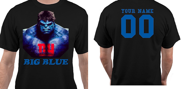 BIG BLUE GAME DAY TSHIRTS
