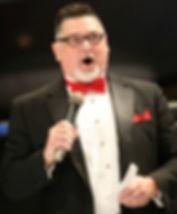 Steve Peacock Ring Announcer