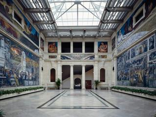 Los Murales Industriales de Diego Rivera en Detroit