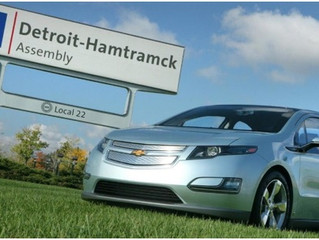 GM Podría Cerrar hasta 5 Plantas en América del Norte en 2019