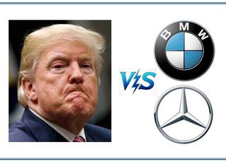 Fabricantes de Automóviles Alemanes: Atrapados por Amenazas Arancelarias