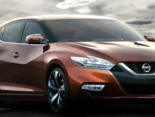 El totalmente nuevo Nissan Maxima 2016 combina un nuevo diseño con deportividad y desempeño único