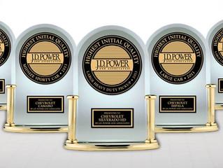 Kia es Número Uno en los Rankings de Calidad Inicial de J.D. Power