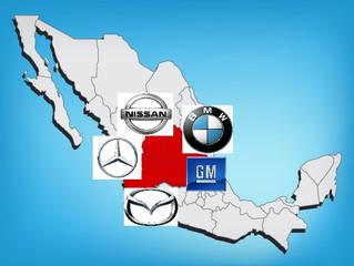 San Luis Potosí, Guanajuato, Aguascalientes… el Bajío es el Mega Cluster Automotriz de América