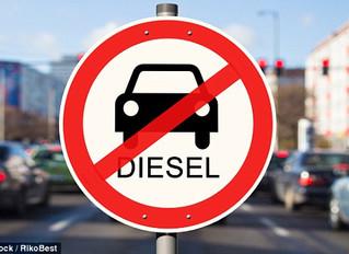 El Automóvil con Motor Diesel. ¿Se Acerca a su Fin o Todo lo Contrario?