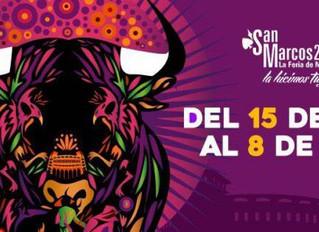 Feria Nacional de San Marcos 2016