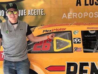 ¡NASCAR PEAK Mexico Series en Aguascalientes!