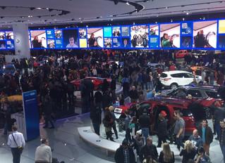 La Emoción Automotriz Atrae a Más de 100,000 Personas al Auto Show Detroit 2017