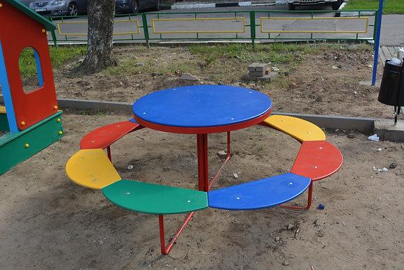 Стол на детскую площадку