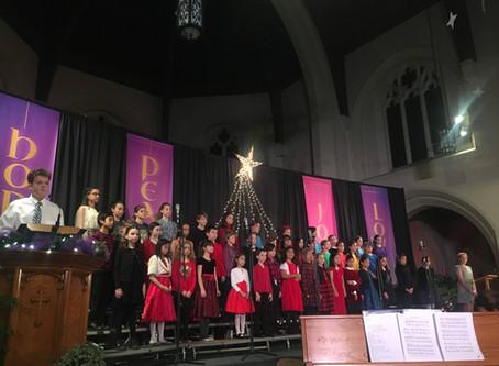 ADVENT EVENING  OF SONG & PRAYER
