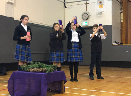 ADVENT GIVING