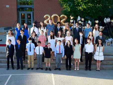 Grade 7 Farewell Assembly and Ceremony