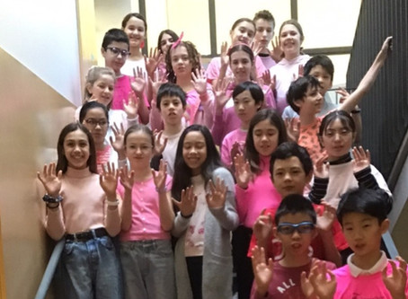 Bullying Prevention/ Pink Day