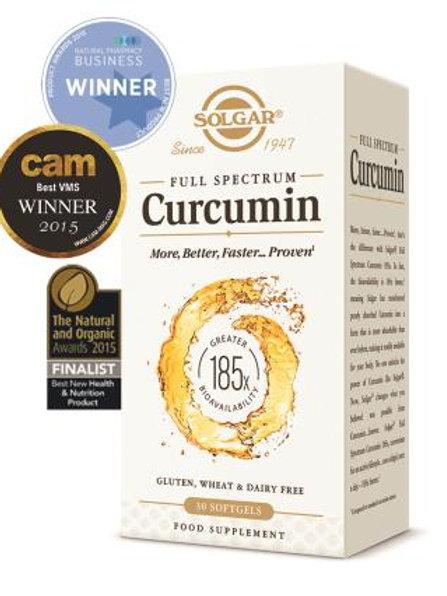 Solgar Full Spectrum Curcumin 90's