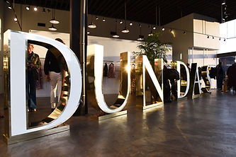 Peter Dundas LED Dimensional Letters