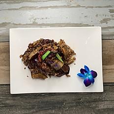 Eggplants with Minced Pork