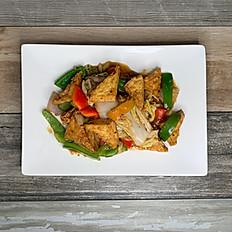 Spicy Lemongrass With Tofu