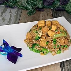 Tofu & Veggies Fried Rice