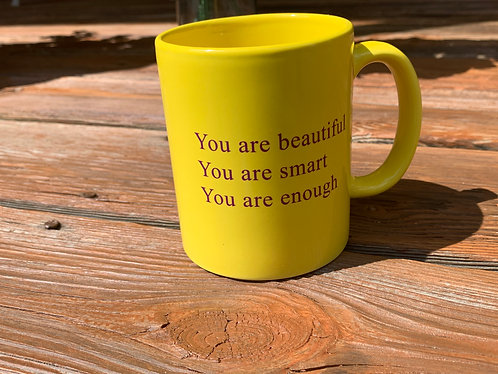 You Are Beautiful- Mug