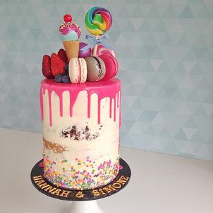 Boy naked birthday cake — 13