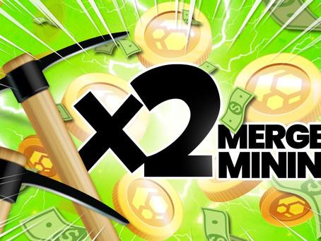 Informations complémentaires sur la vidéo du Merged Mining