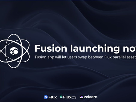 Le SWAP est maintenant disponible sur FLUX !