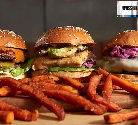 Impossible and Beyond: How Healthy are these Meatless Burgers?