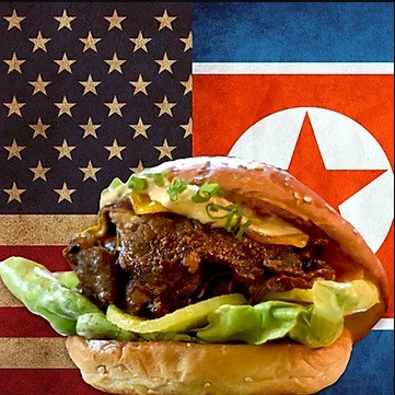 "WOLF Burgers Launches ""The Burger for World Peace"" - urges Super Super Powers United State"