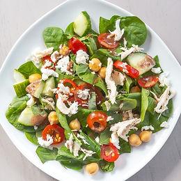 caprese chicken salad