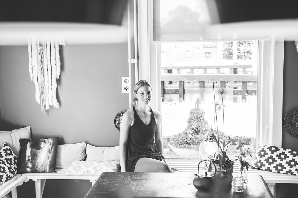 Interview Sabine Kuijpers over self-care