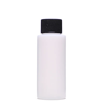 LTBL DIY HDPE 2 oz Refillable Bottle with CAP