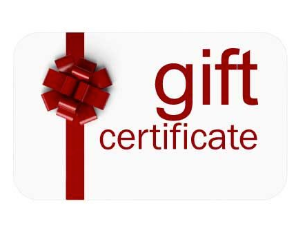 LTBL $125.00 Gift Certificate