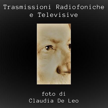 Trasmissioni Radiofoniche e Televisive-f