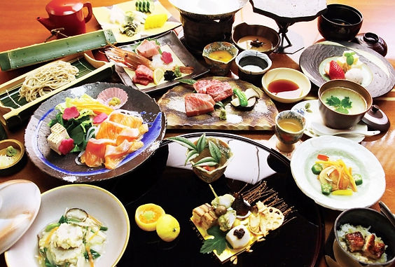 Japanese traditional food experience