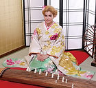 kimono experience in Japan
