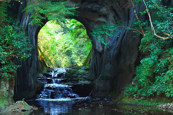 Nature experience in Japan