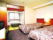 Akakura hotel anx western and Japanese room