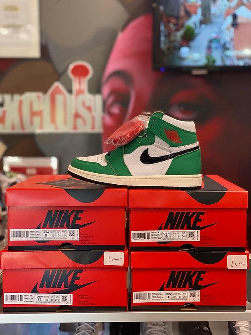 """Air Jordan 1 Retro """"Lucky Green"""" (W)"""