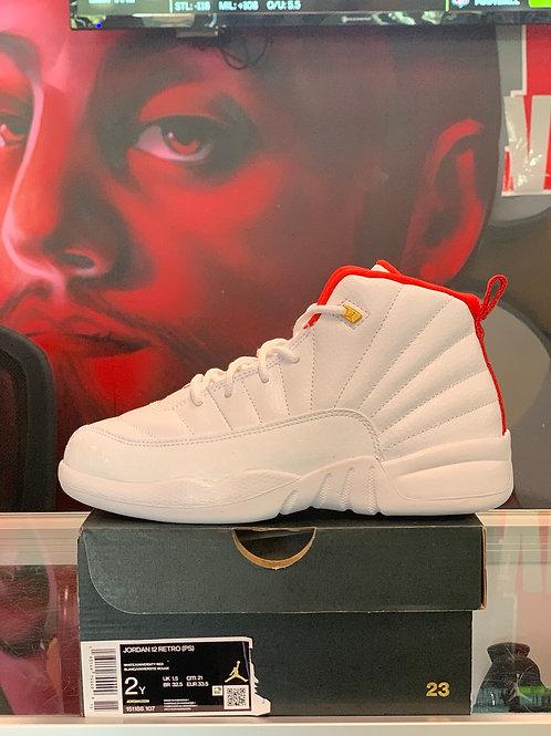"""Air Jordan 12 Retro """"Fiba"""" (PS)"""