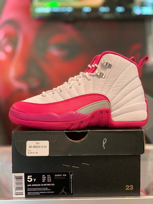 """Air Jordan 12 Retro """"Dynamic Pink"""""""