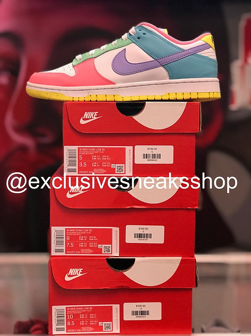 """Nike Dunk Low """"Easter"""" (W)"""