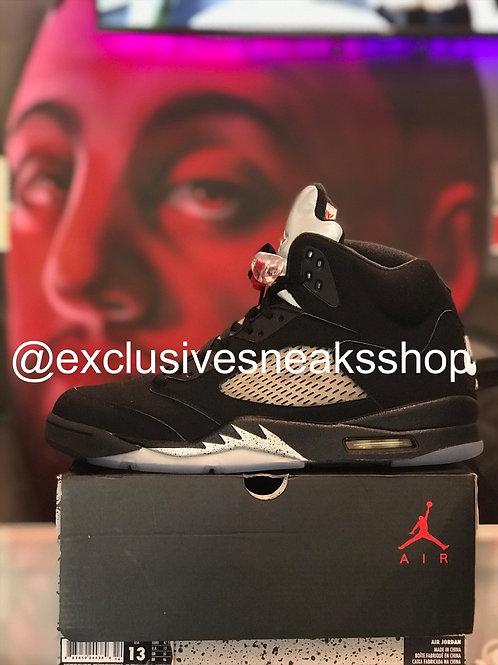 "Air Jordan 5 Retro ""Metallic"""