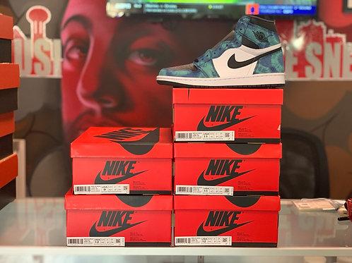 "Air Jordan 1 Retro ""Tie Dye"""