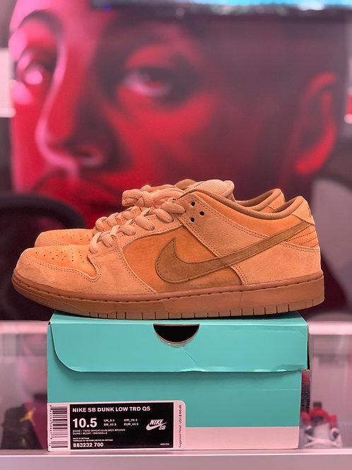 """Nike SB Dunk Low """"Wheat"""""""