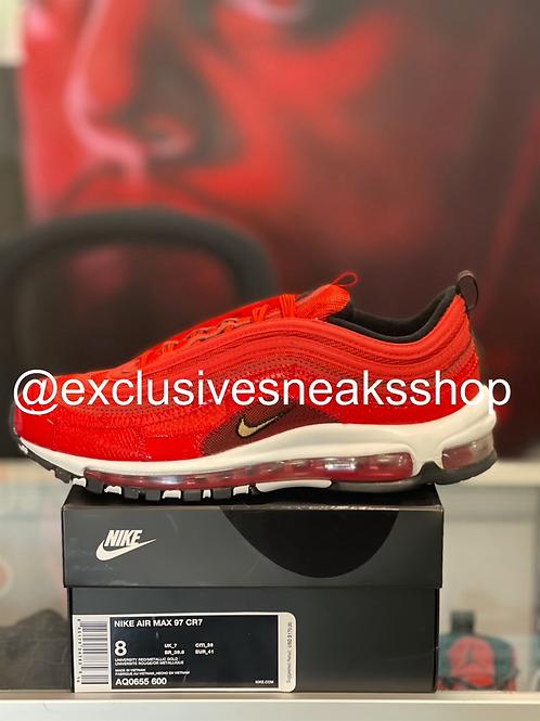 "Nike Air Max 97 ""Ronaldo Portugal Patchwork"""